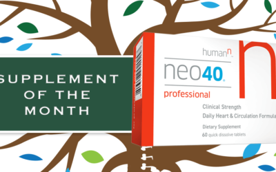 Supplement of Month: HumanN Neo40 Professional