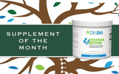 Supplement of Month: DesBio's Intestinal Restore