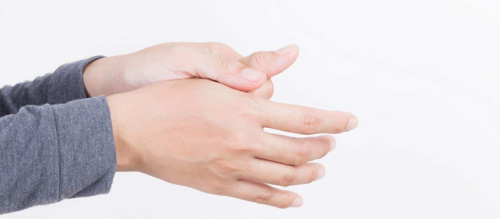 neuropathy in the hands
